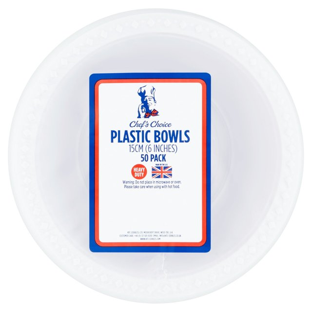 Chef's Choice 6 Inch Strong Bowls