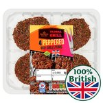 Morrisons Market St 4 Pepper Beef Grillsteaks