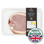 Morrisons The Best 2 Thick Hampshire Pork Loin Steaks
