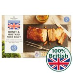 Morrisons Market St Pork Belly with Honey & Mustard