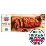 Morrisons Market St Smoky BBQ Rack Pork Ribs