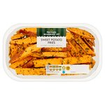 Morrisons Sweet Potato Fries With Parsley/Garlic