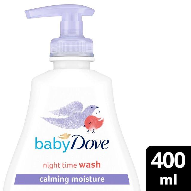 Baby Dove Nighttime Wash