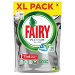 Fairy Platinum All In One Dishwasher Tablets Original