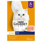 Gourmet Gold Senior Pate with Fish