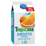 Tropicana Pure Premium Smooth Orange Juice With No Bits