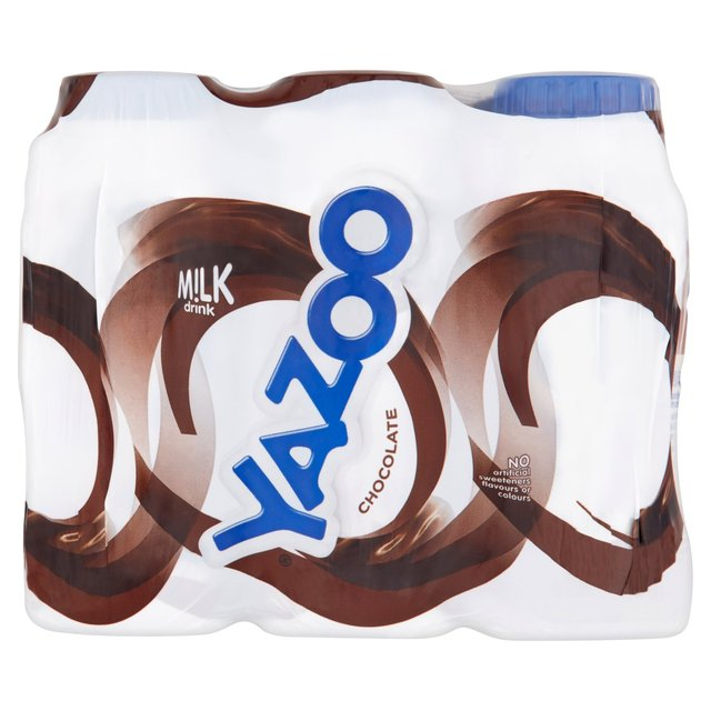 Yazoo Chocolate Milk Drink
