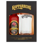 Kopparberg Mixed Fruits Cider & Glass Gift Set