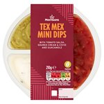 Morrisons Tex Mex Mini Multipack Dips
