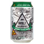 Wolf Warning Double Brew