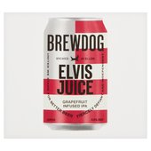 BrewDog Elvis Juice Grapefruit Infused IPA