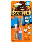 Gorilla Super Glue 2 Tubes