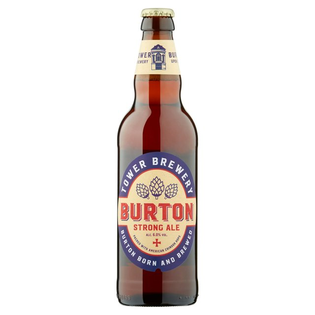 Tower Brewery Burton Strong Ale