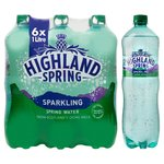Highland Spring Sparkling Spring Water. Delivered Chilled
