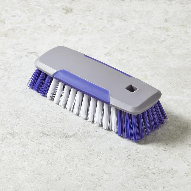 Morrisons Soft Grip Scrub Brush