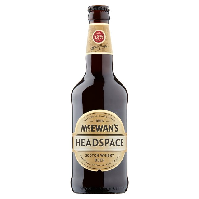 McEwan's Headspace Scotch Whisky Beer