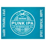 Brewdog Punk IPA. Delivered Chilled