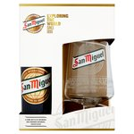 San Miguel & Glass Gift Pack