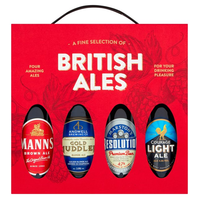 Great British Ales Gift Set