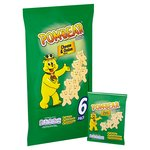 Pom-Bear Cheese & Onion Potato Snacks