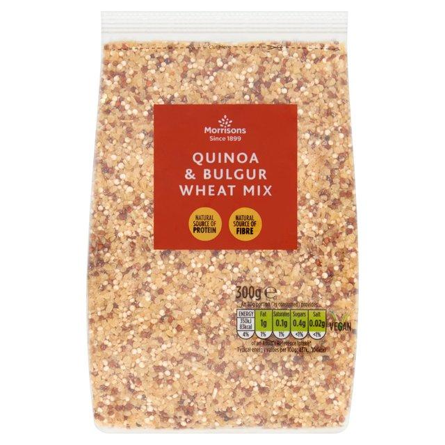 Morrisons Quinoa & Bulgar Mix