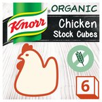Knorr Organic Chicken Bouillon Cubes 8Pk