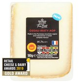 Morrisons The Best Ossau Iraty Cheese