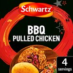 Schwartz Slow Cookers BBQ Pulled Recipe Mix