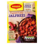 Maggi So Juicy Chicken Jalfrezi Recipe Mix