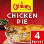 Colman's Chicken Bacon & Leek Pie Dry Sauce Mix