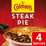 Colman's Steak Pie Dry Sauce Mix