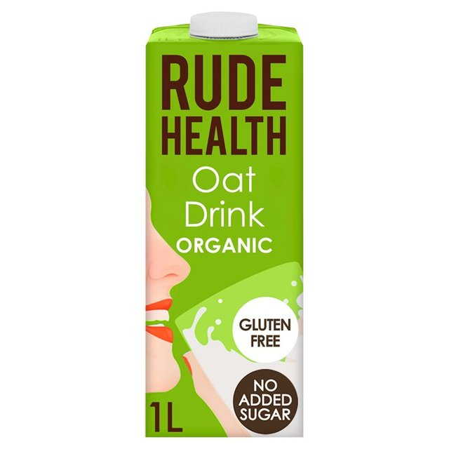 Rude Health Oat Drink Organic