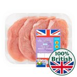 Morrisons Thin Cut Turkey Steaks