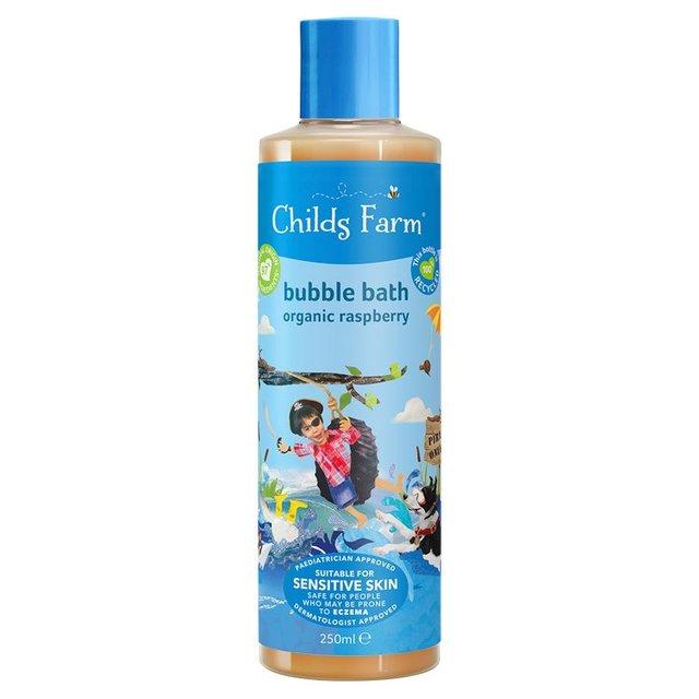 Childs Farm Organic Raspberry Extract Bubble Bath