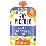 Piccolo Banana, Blueberry & Apple From 6 Months