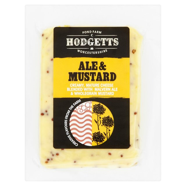 Hodgetts Malvern Ale Cheese