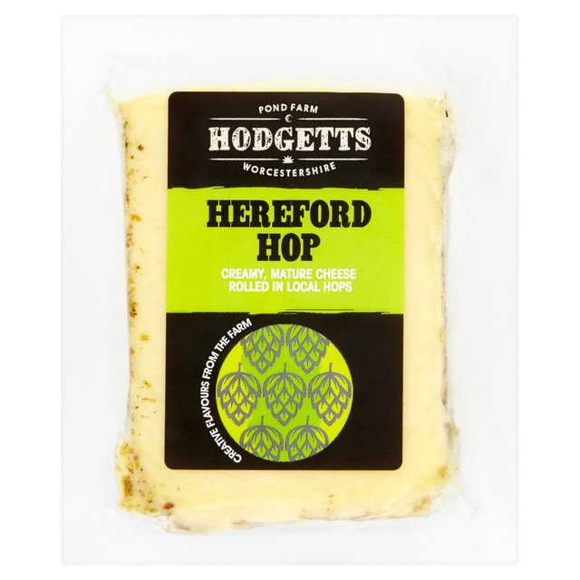 Hodgetts Hereford Hop Cheese