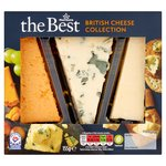 Morrisons The Best British Farmhouse Trio Cheese Selection