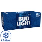 Bud Light. Delivered Chilled