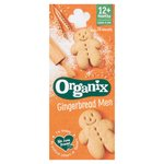 Organix Goodies Gingerbread Men Biscuits