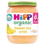 Hipp Organic Banana Rice Breakfast 4+M