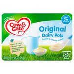 Cow & Gate Original Dairy Pots