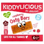 Kiddylicious Allergen-Free Raspberry Bars