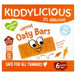 Kiddylicious Allergen-Free Carrot Bars