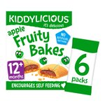 Kiddylicious Apple Bakes