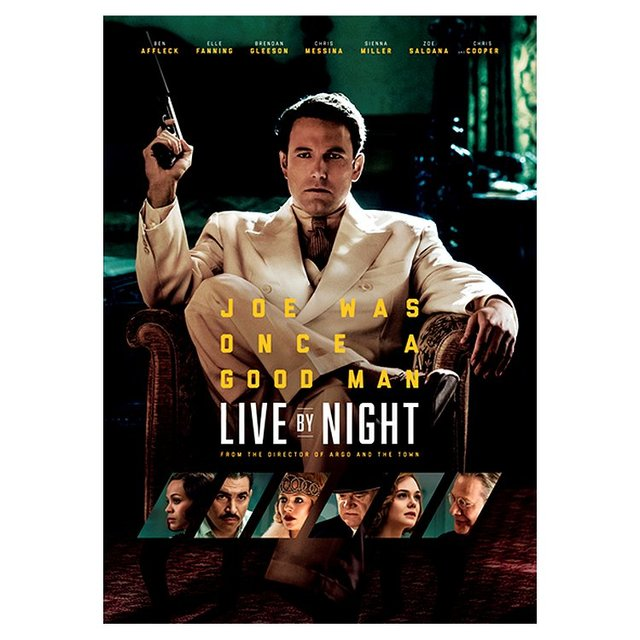 Live By Night DVD (15)