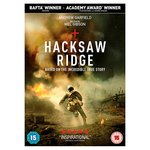 Hacksaw Ridge DVD (15)