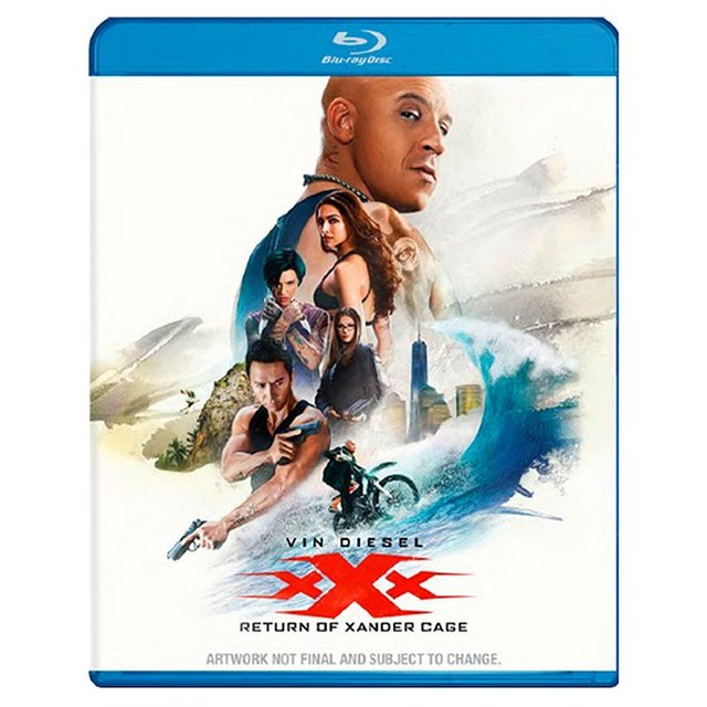 XXX The Return Of Xander Cage Blu-Ray (12)