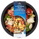 Morrisons A Taste Of Italy Spicy Calabrian Chicken Pasta