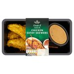 Morrisons Taste Of Asia Chicken Satay Skewers